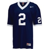 Penn State Nittany Lions #2 Navy Blue Jersey