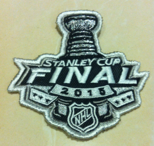 2015 STANLEY CUP FINAL PATCH