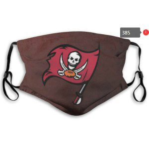 Buccaneers Sports Face Mask 0385