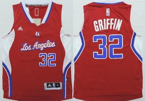 Los Angeles Clippers #32 Blake Griffin 2014 New Red Kids Jersey