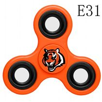 NFL CINCINNATI BENGALS Orange Finger Spinner