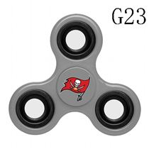 NFL TAMPA BAY BUCCANEERS Gray Finger Spinner