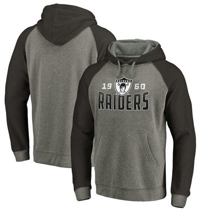 Oakland-Raiders-NFL-Pro-Line-By-Fanatics-Branded-Timeless-Collection-Antique-Stack-Tri-Blend-Raglan-Ash-Pullover-Hoodie