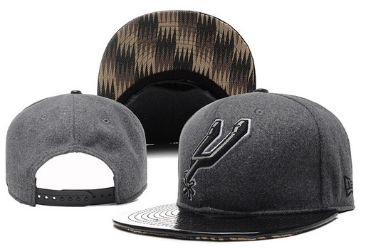 San Antonio Spurs Snapbacks  Hats YD018