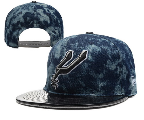 San Antonio Spurs Snapbacks Hats  YD017