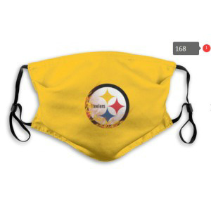 Steelers Sports Face Mask 00168