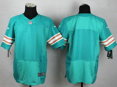 Youth Miami Dolphins Nike Aqua Green Alternate Customized 2015 Limited Jersey